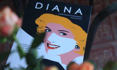 Sách Diana do Dương Đặng dịch, mới phát hành tại VN.
