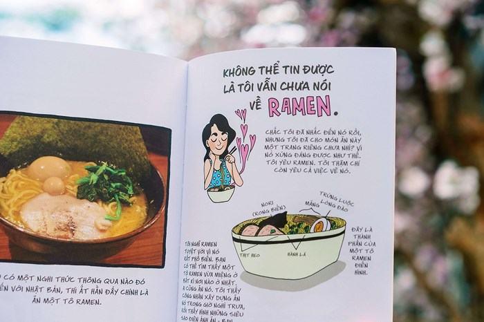 Nếu có một nghi thức thông qua nào đó khi đến với Nhật Bản thì ắt hẳn đấy chính là ăn một tô Ramen