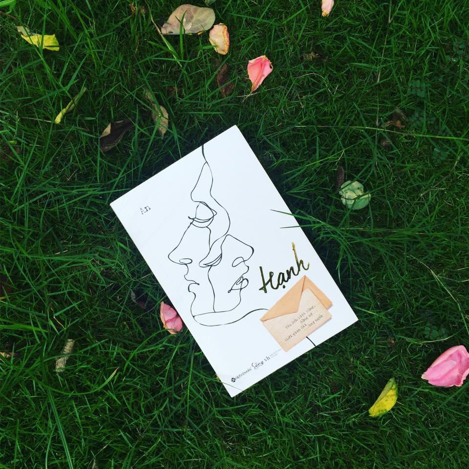 """Đọc """"Hạnh"""", độc giả sẽ ngộ ra rằng, mục đích của mọi sự tồn tại, mọi sự nỗ lực, mọi sự hy sinh không phải là tiền bạc, không phải là tình yêu mà chính là hạnh phúc."""