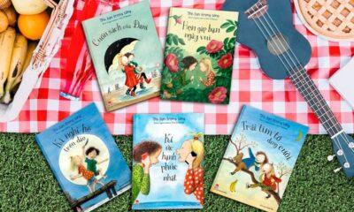 Bộ sách Tình bạn trong sáng với những câu chuyện nhỏ hóm hỉnh và mang đậm tính giáo dục của nhà văn Rose Lagercrantz.