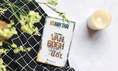 Tiểu thuyết Tranh Van Gogh mua để đốt của nhà văn Hồ Anh Thái.