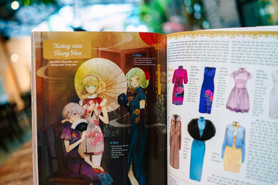 Sách giới thiệu 30 phong cách thời trang nổi bật, cung cấp nhiều kiến thức phối đồ, phụ kiện cơ bản.