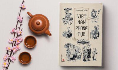 Sách Việt Nam phong tục của Phan Kế Bính vừa được tái bản với nhiều thông tin mới.
