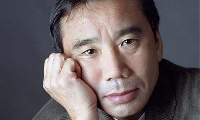 Nhà văn Haruki Murakami.