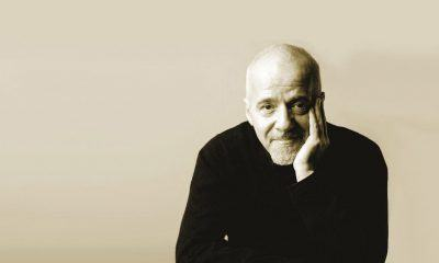 Nhà văn Paul Coelho, tác giả cuốn sách nổi tiếng Nhà giả kim.