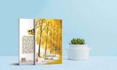 Cuốn sách Chuyện tình kim chi - Nói yêu em giữa Ulsan lộng gió của tác giả Tản Viên.