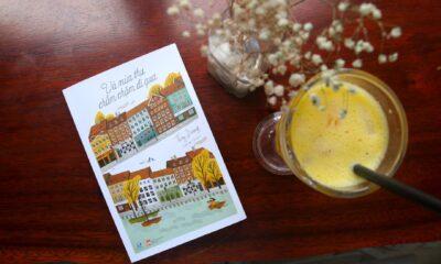 Sách Và mùa thu chầm chậm đi qua là trang nhật ký, gia tài tuổi trẻ của tác giả Thùy Dương.