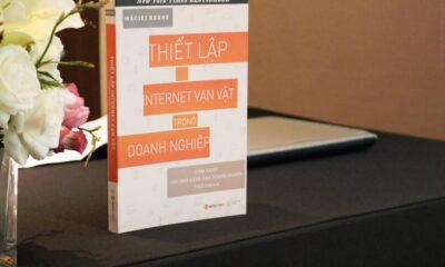 Sách Thiết lập Internet Vạn Vật trong doanh nghiệp .