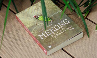 Mekong, phù sa phiêu bạt là cuốn sách thứ 5 của Khải Đơn nhưng là cuốn sách đầu tiên về du ký.
