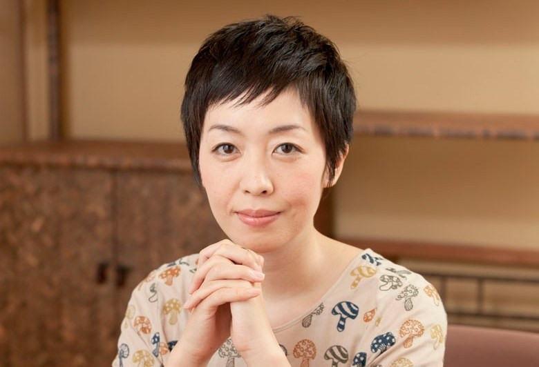 Nhà văn Nhật Bản Ito Ogawa. Ảnh: Nautinjon.