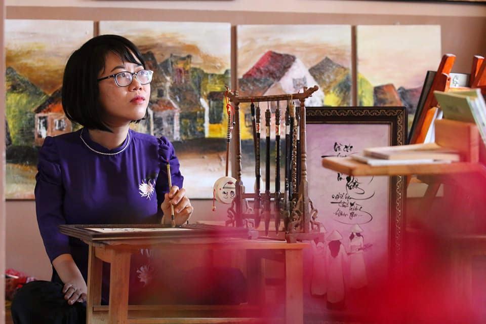 Kim Hòa là một cây bút nữ nhiều triển vọng vài năm gần đây.