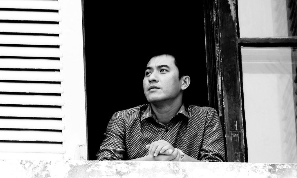 Tác giả Văn Thành Lê.
