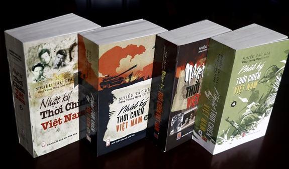 Gặp gỡ tác giả và nhân chứng lịch sử của Nhật ký thời chiến Việt Nam - 5