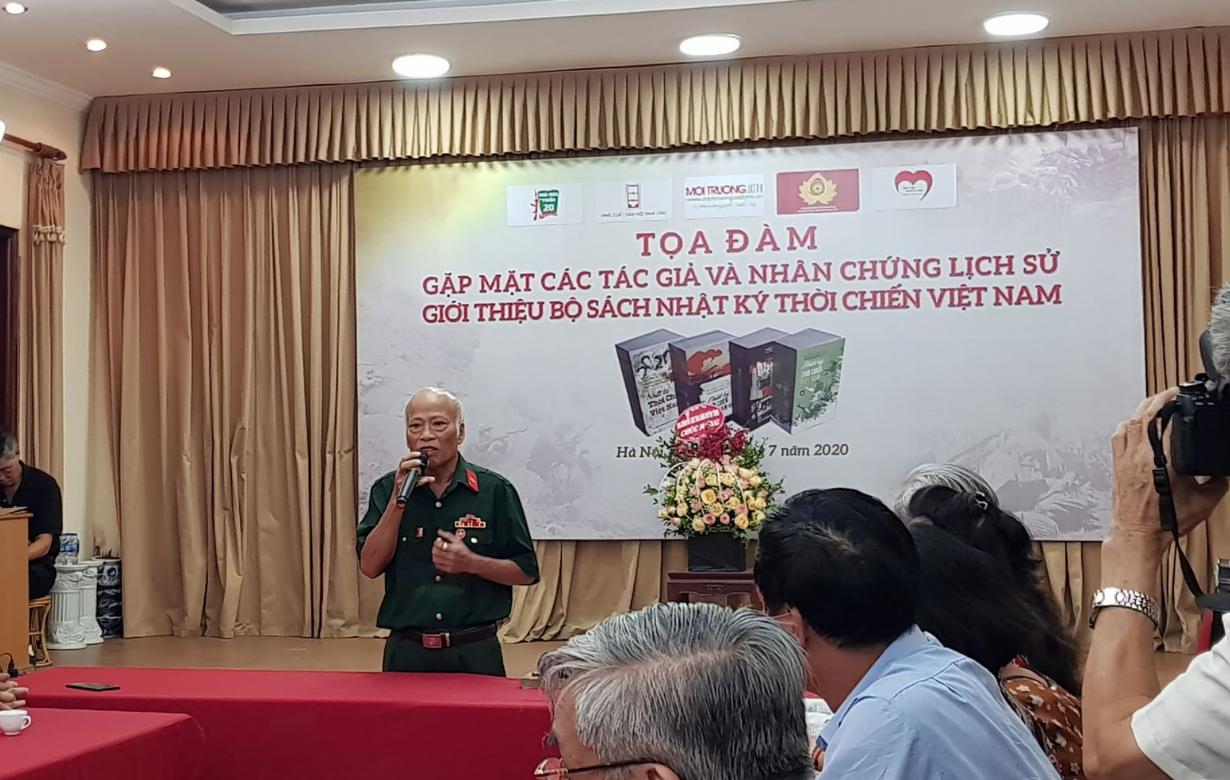 Gặp gỡ tác giả và nhân chứng lịch sử của Nhật ký thời chiến Việt Nam - 3