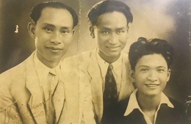 Quach Tan viet 'Xu tram huong' tu su khuyen khich cua Nguyen Hien Le anh 1