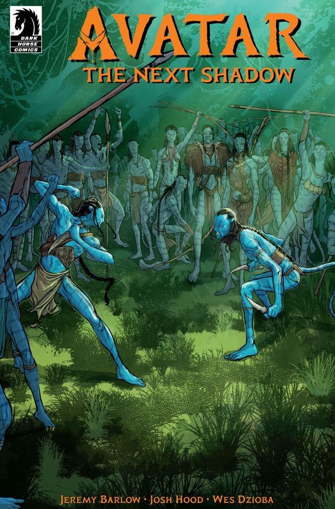 truyen tranh 'Avatar' anh 1
