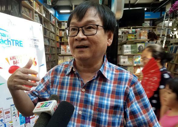 Con chim xanh biếc bay về: Nguyễn Nhật Ánh trở lại Sài Gòn sau 20 năm - Ảnh 1.