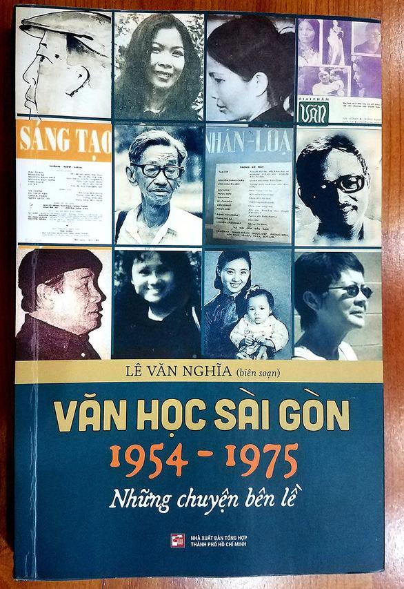 Những chuyện bên lề của văn học Sài Gòn - Ảnh 1.