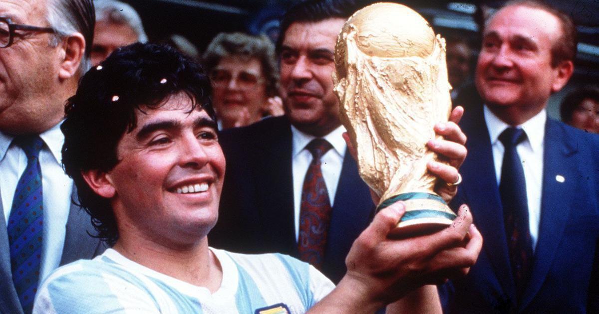 Diego Maradona anh 4