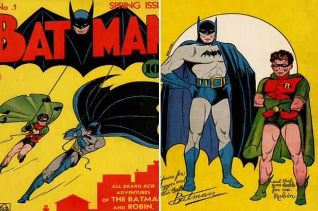 Dau gia truyen Batman anh 1