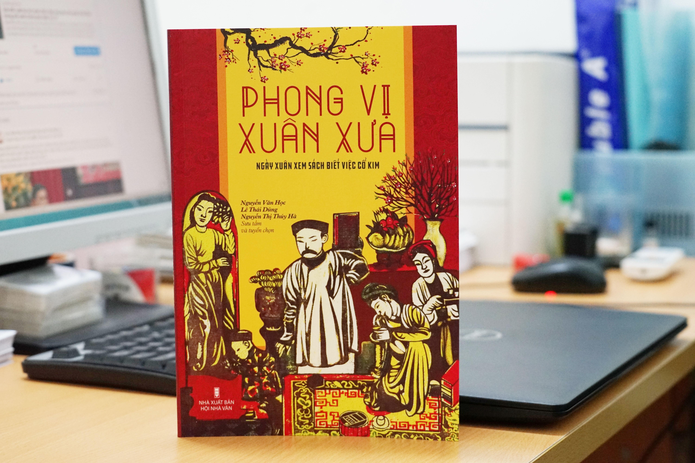 Sach Phong vi Xuan xua anh 1