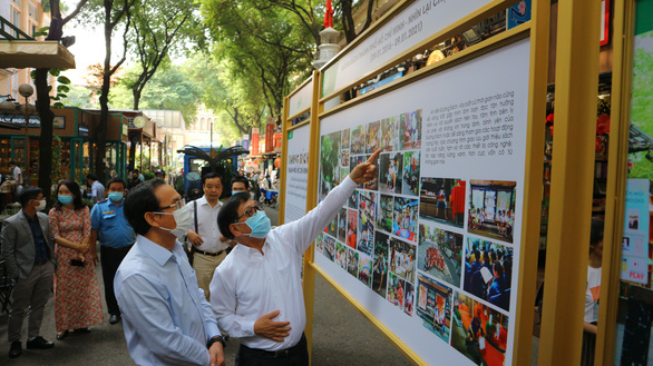 TP.HCM xây dựng Không gian văn hóa Hồ Chí Minh - Ảnh 1.