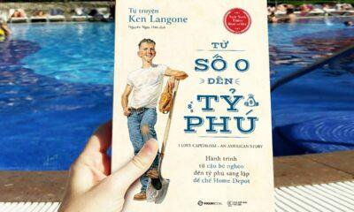 Tu truyen Ken Langone anh 1