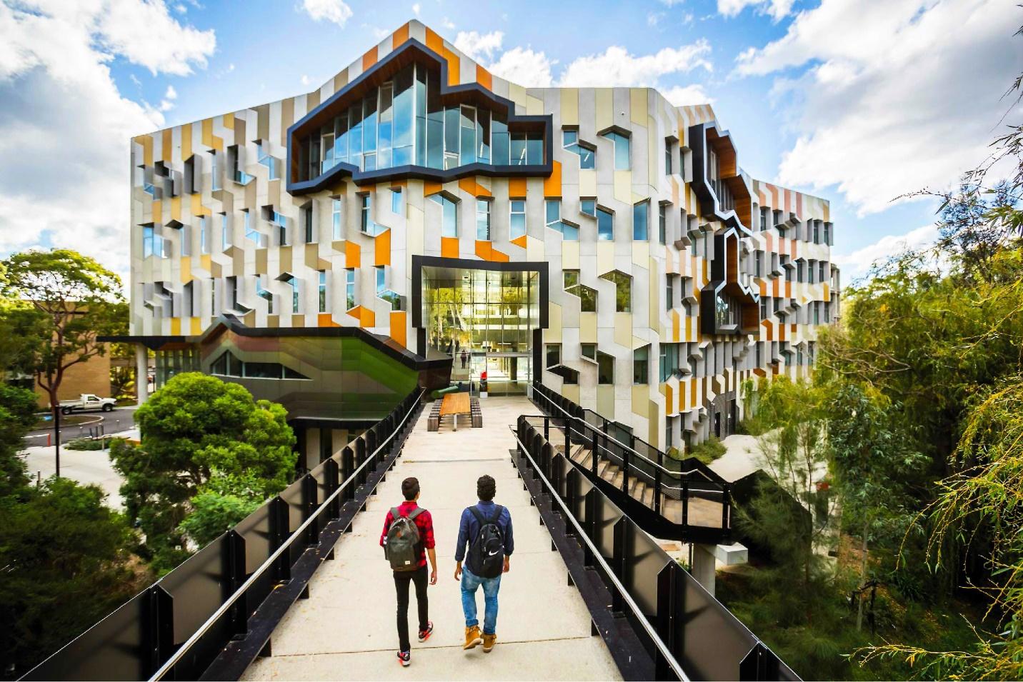 La Trobe University anh 2