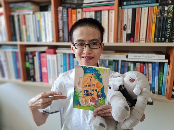 Tác giả trẻ Lê Hữu Nam giã biệt văn đàn ở tuổi 36 - Ảnh 1.
