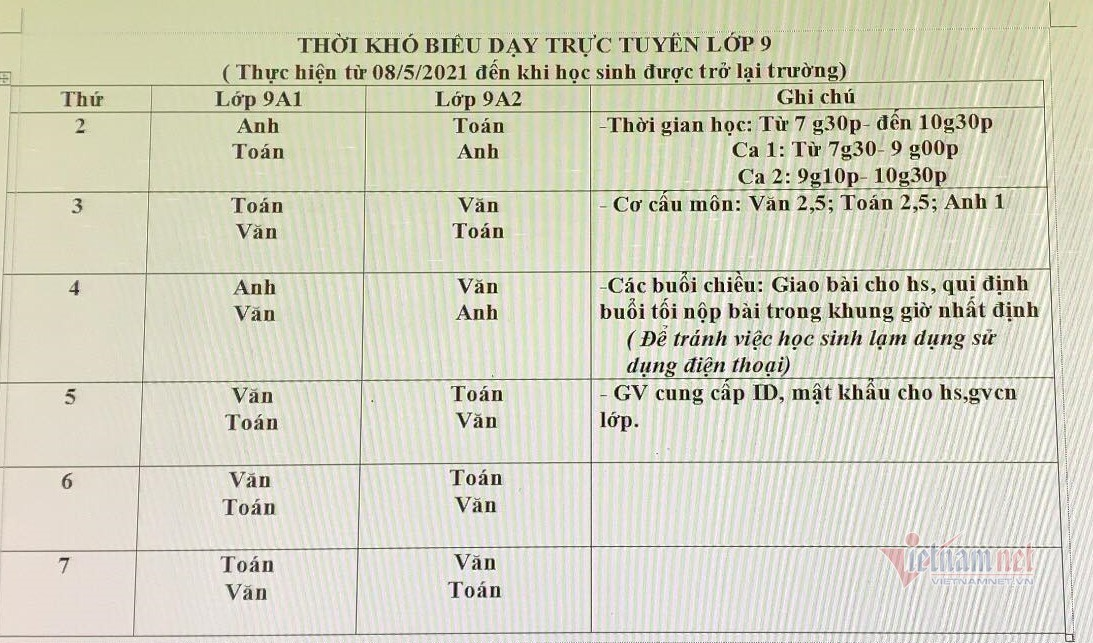 Tuyen sinh lop 10 anh 1