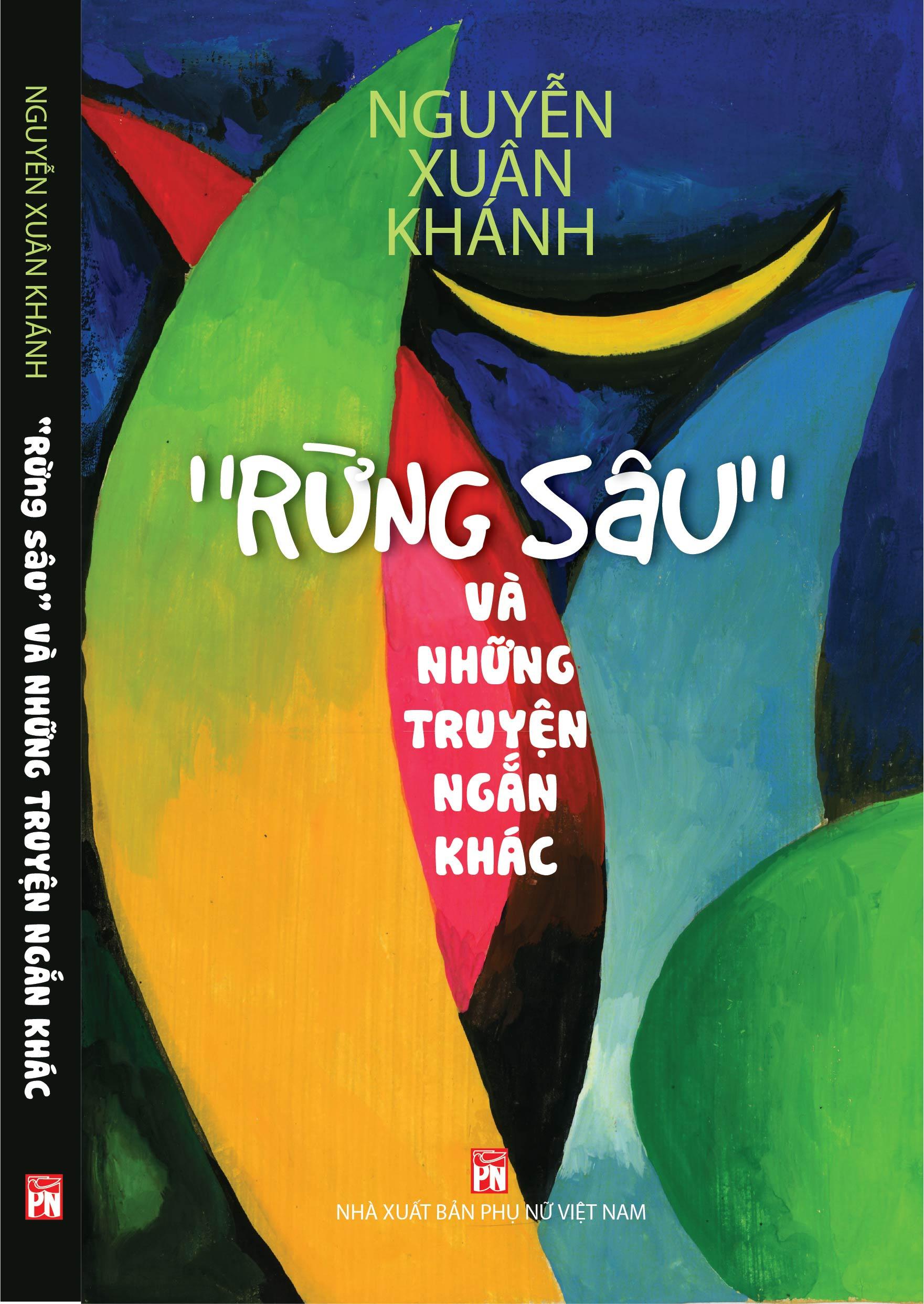 Tac pham cua nha van Nguyen Xuan Khanh anh 1