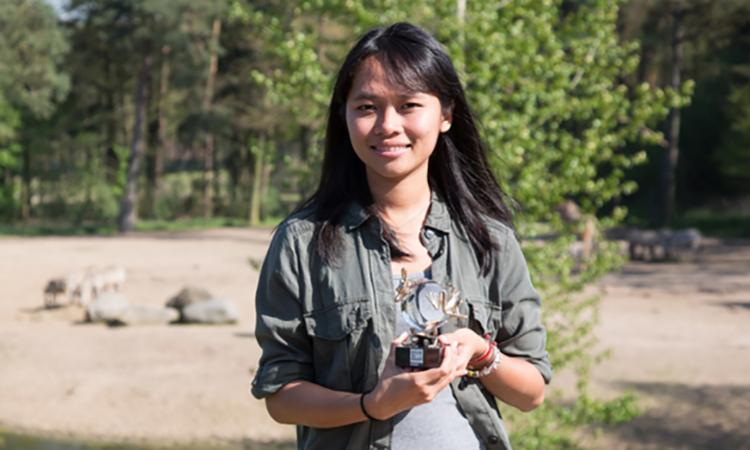 Tác giả Trang Nguyễn. Ảnh: Nhân vật cung cấp.