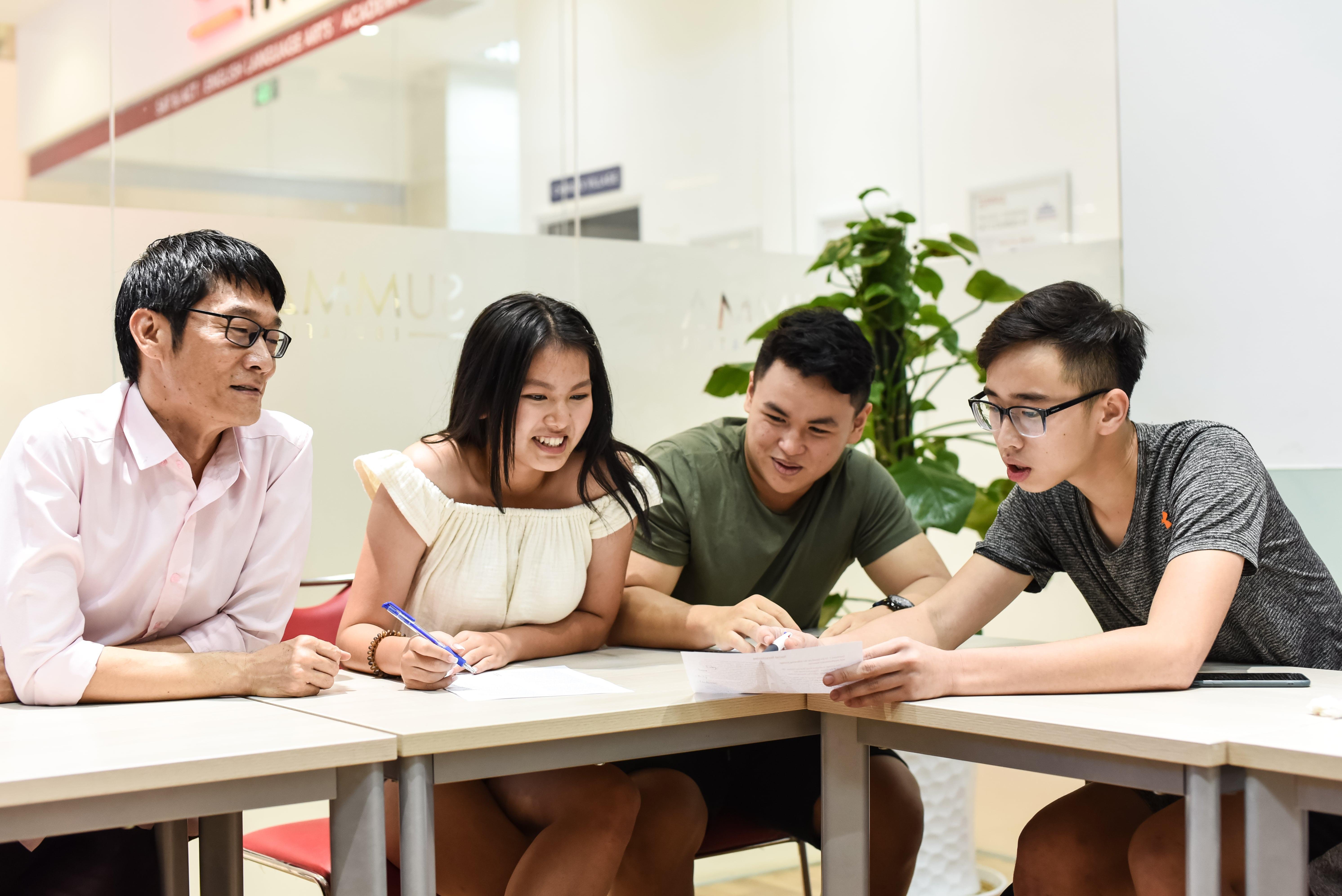 Dai hoc Auckland,  Vietnam Study Hub anh 2