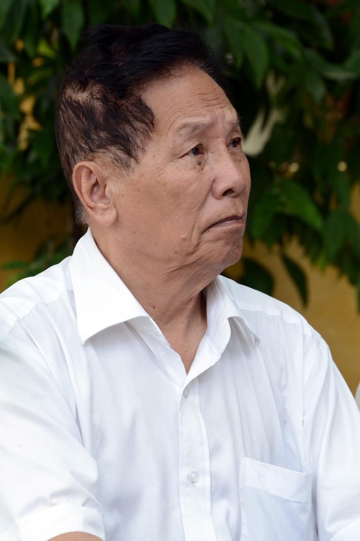 Nhà văn - cựu thiếu tá Lê Thành Chơn (1938 - 2021). Ảnh: Hội Nhà văn TP HCM
